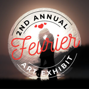 The B Gallery Art Exhibition Fevrier 2019 1